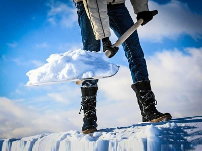 Как выбрать снегоуборщик для мотоблока или лопату-отвал