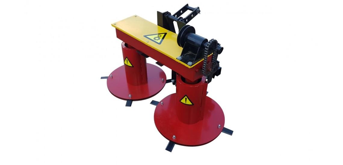 Косилка для мототрактора КР-1.1 ПМ-2